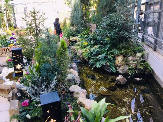都市緑化植物園_緑と花の休憩所_009