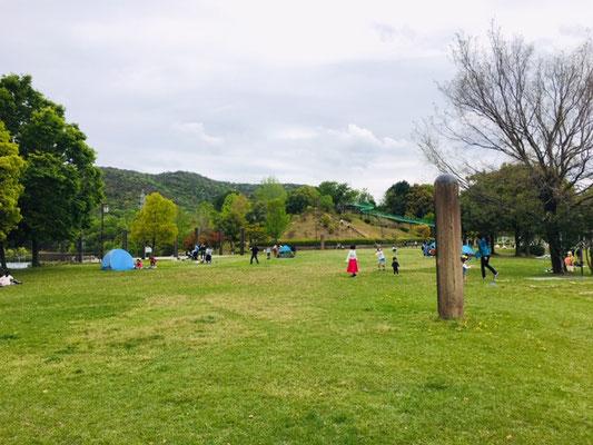 犬山ひばりヶ丘公園_ピクニック・芝生広場_001
