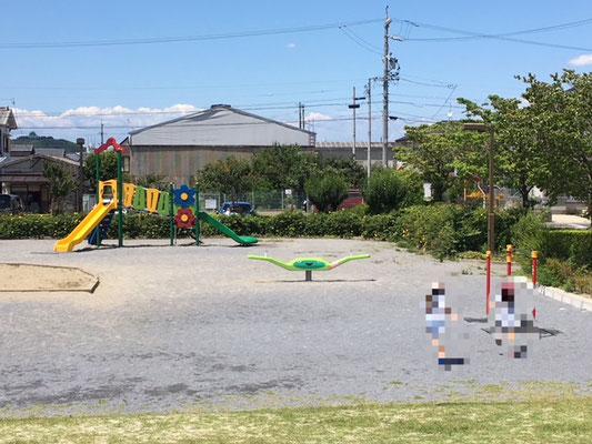 エアフロントオアシス(小針公園)_北側遊具_004