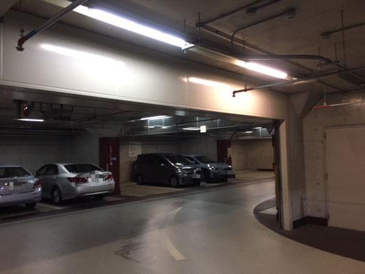 徳川園_北側駐車場_002
