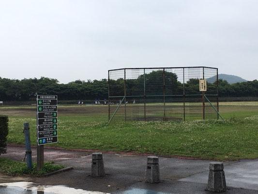 木曽川扶桑緑地_野球場