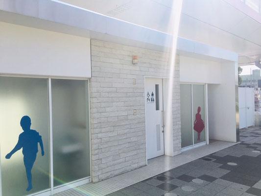 刈谷市交通児童遊園_トイレ
