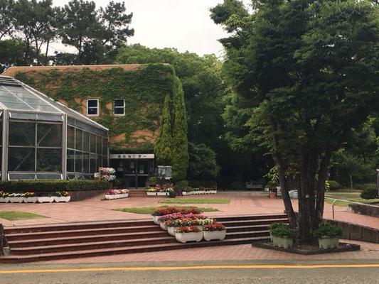 鶴舞公園_緑化センター_001