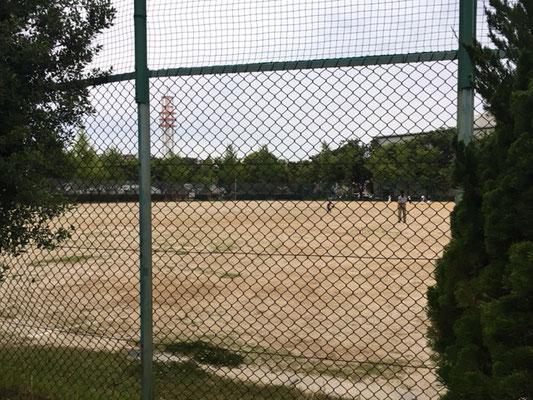 吹上公園_野球場