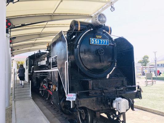 刈谷市交通児童遊園_SL機関車_001