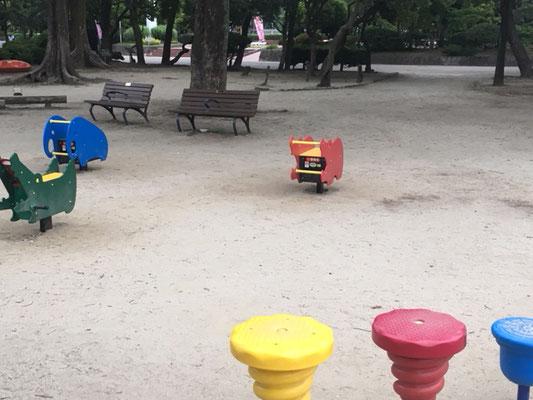 鶴舞公園_遊具_004