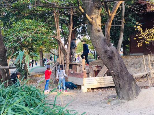 天白公園_体験施設_てんぱくプレーパーク_002