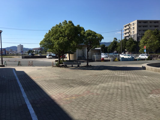 竹島水族館_駐車場_002