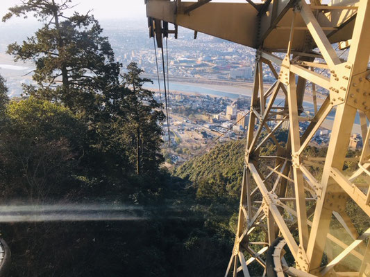 金華山ロープウェー_002
