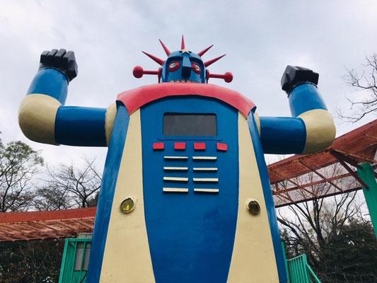 養老ランド_ロボット21号_002