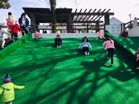 刈谷市交通児童遊園_滑り台_002