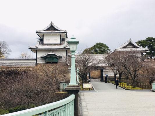 金沢城_石川門_001
