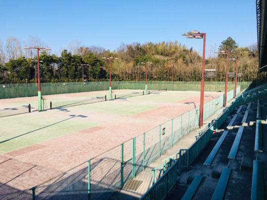 半田運動公園_テニスコート_001