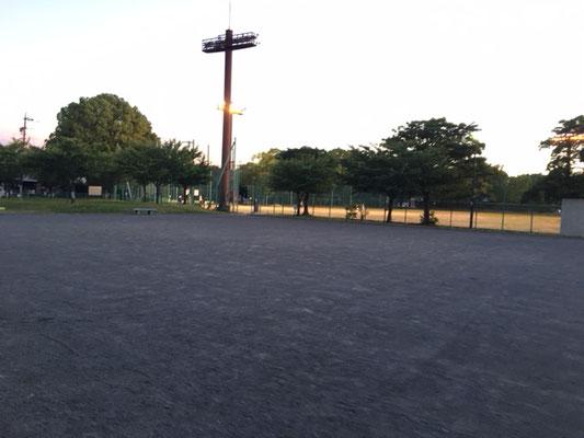 蛇池公園_野球場