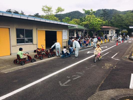 県営各務原公園_体験施設・ゴーカート_004