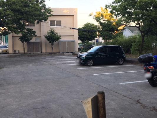 楠公園_北駐車場_001