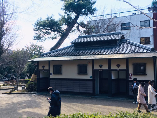 岐阜公園_トイレ・授乳室・駐車場_002