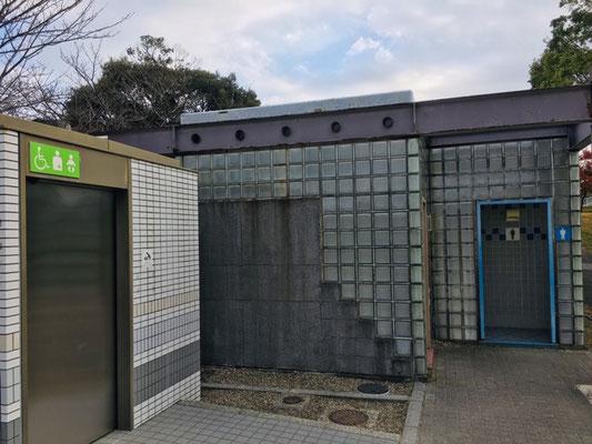 木曽三川公園センター_トイレ