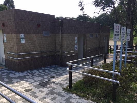 大高緑地_若草山横トイレ