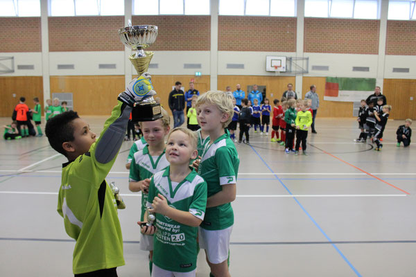 Sieger F2-Junioren (SV Waldfeucht-Bocket)