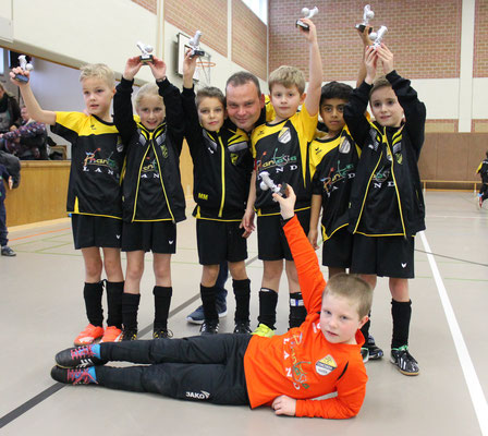 F2-Junioren   FC Concordia Haaren (3. Platz)
