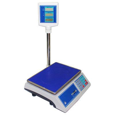 Торговые электронные весы МИДЛ серии МТ Базар