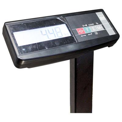 Напольные весы МАССА-К серия TB-S-А3&: индикаторная головка