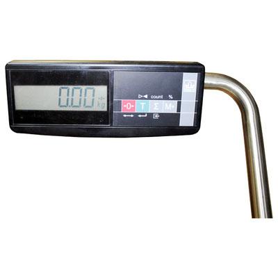 Напольные весы МАССА-К серия TB-S-А2: индикатор весов