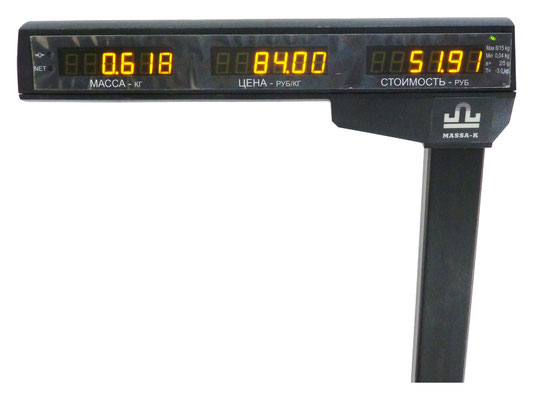 Индикаторы весов МАССА-К серии МК-ТН21