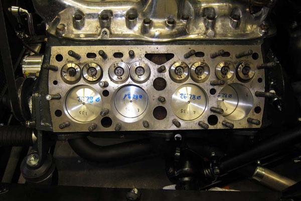 Motorrevision Ford Flathead V8, Oldtimer Garage D. Bauhofer, Teufenthal