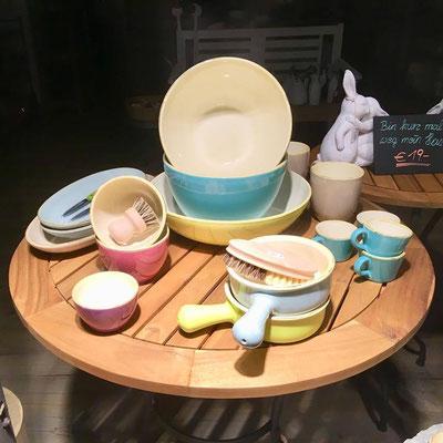 Italienische Keramik