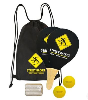Street Racket Spiel