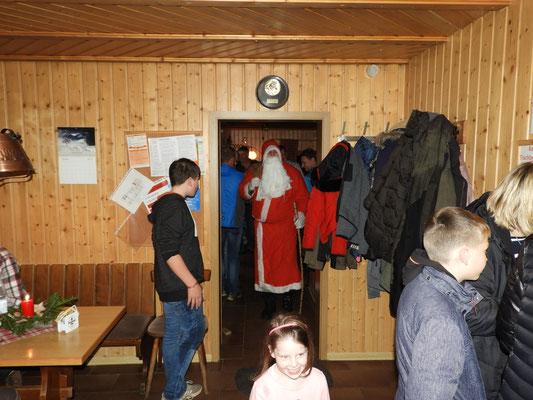 ...den Nikolaus!!