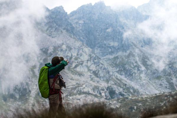 Fly fishing Trentino Italy - Danica Dudes Fliegenfischen Blog