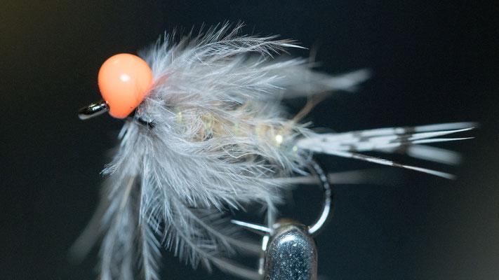 Danica Dudes Flyfishing und Fliegenfischen Blog in München Deutschland. An der Isar mit Trockenfliege, Nymphe und Streamer