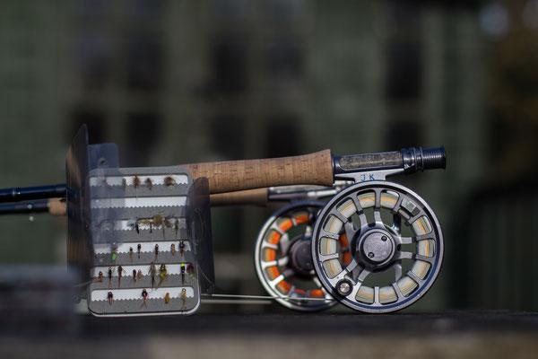 danica dudes flyfishing blog