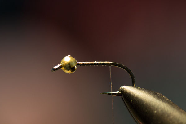Hook: Ahrex NS115 Deep Streamer #8 and a tungsten bead. - Picture: Danica Dudes