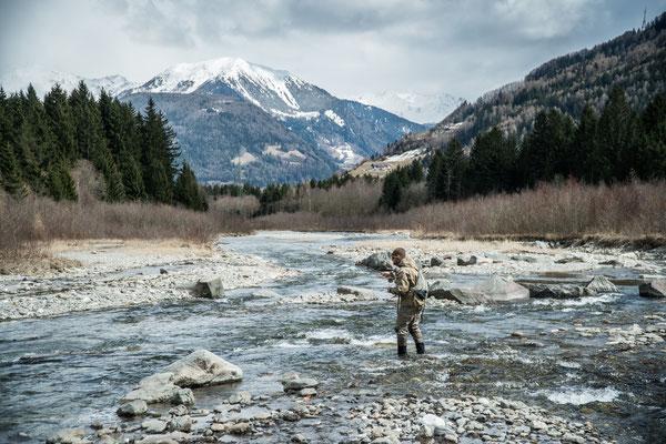 Der Mareiterbach - Ein Wildfluss mit erstklassigem Fischbestand