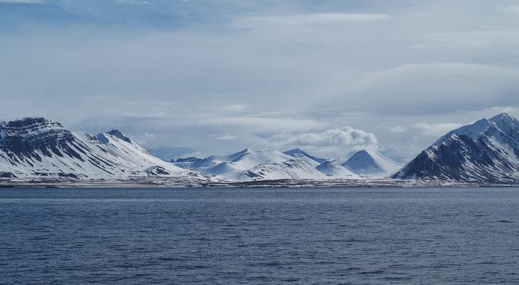 Spitsbergen landschap