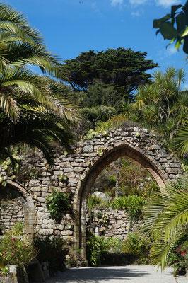 Tresco Abbey Gardens met