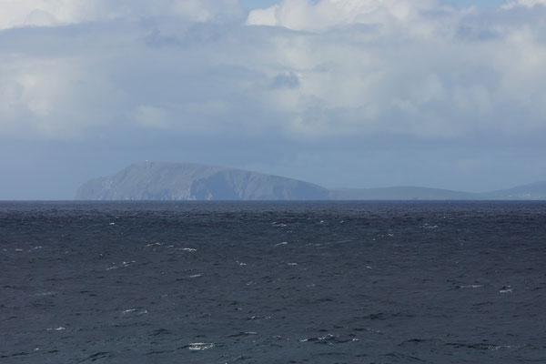 Shetlands in zicht!