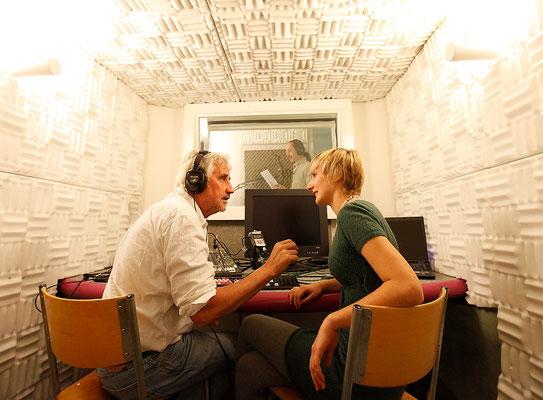 Coaching für TV- und Radioausbildung, HTW Chur, 2010