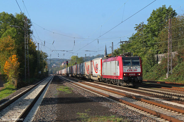 CFL 4003 mit DGS 43513 Bettembourg/L - München-Laim Rbf , Dudweiler 09.10.2015