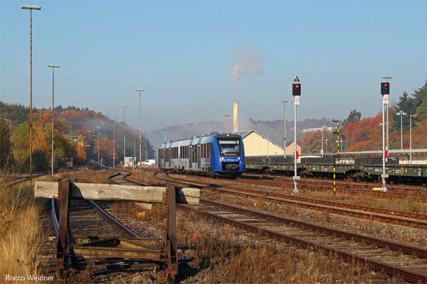 622 433 als RB 29610 Idar-Oberstein - Baumholder, 02.11.2015