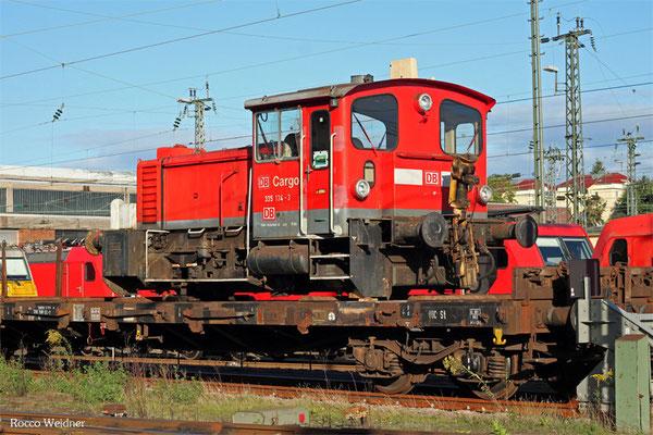335 134 auf Rs Wagen, 18.09.15 in Saarbrücken