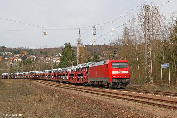 152 064 mit EZ 49268 Einsiedlerhof - Villers-Cotterêts/F (Auto und Autoteile SRA), Friedrichstal 07.04.2015