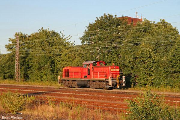 294 740 als T 67045 Saarbrücken Rbf Nord - Einsiedlerhof (Sdl.), Sulzbach(Saar) 21.07.2015