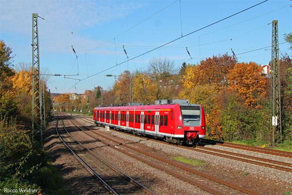 "425 130 ""Jägersfreude"" als RB 33715  Trier Hbf - Homburg(Saar) Hbf, 05.11.2015"