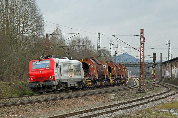 BB37513 mit DGS 91306 Völklingen - Dillingen Hochofen Hütte, Bonus 15.02.2016