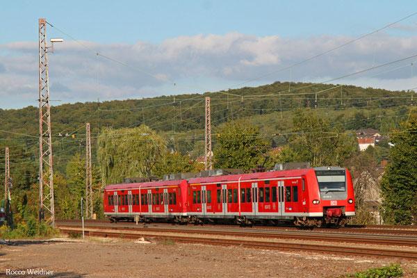 426 006 + 426 037 als RB 33626 Neubrücke(Nahe) - Saarbrücken Hbf, Dudweiler 09.09.2015
